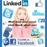 Be aware prospective employers often screen candidates using social media