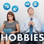 Why do interviewers ask about hobbies?